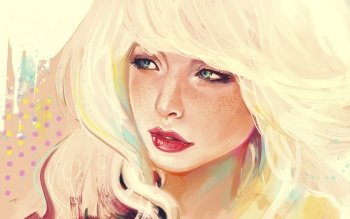 Artistic - Women Wallpapers and Backgrounds ID : 208623