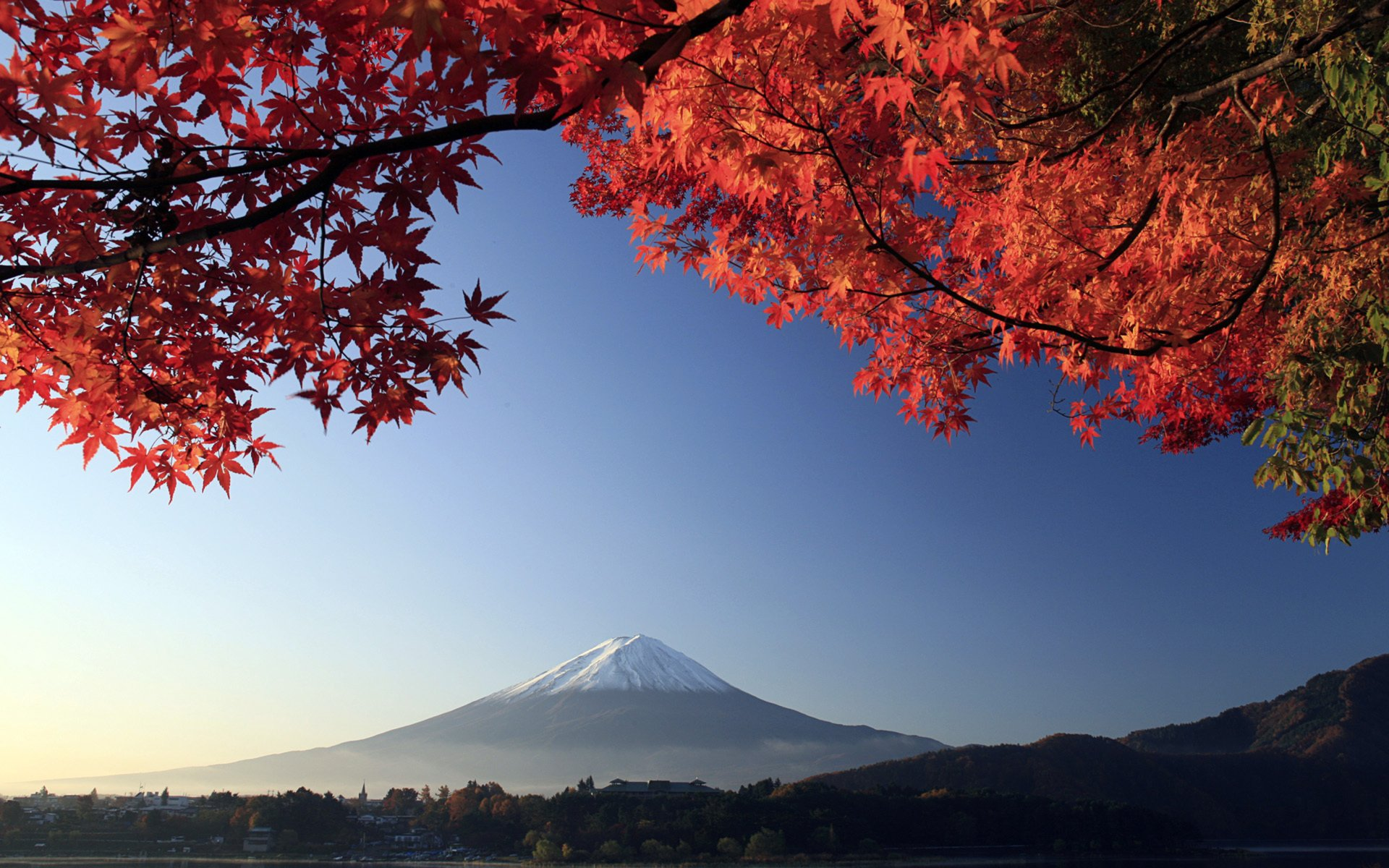Earth - Mount Fuji  Japan Wallpaper