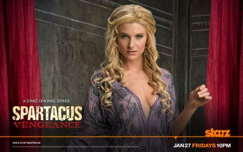 TV Show - Spartacus Vengeance Wallpapers and Backgrounds ID : 209393