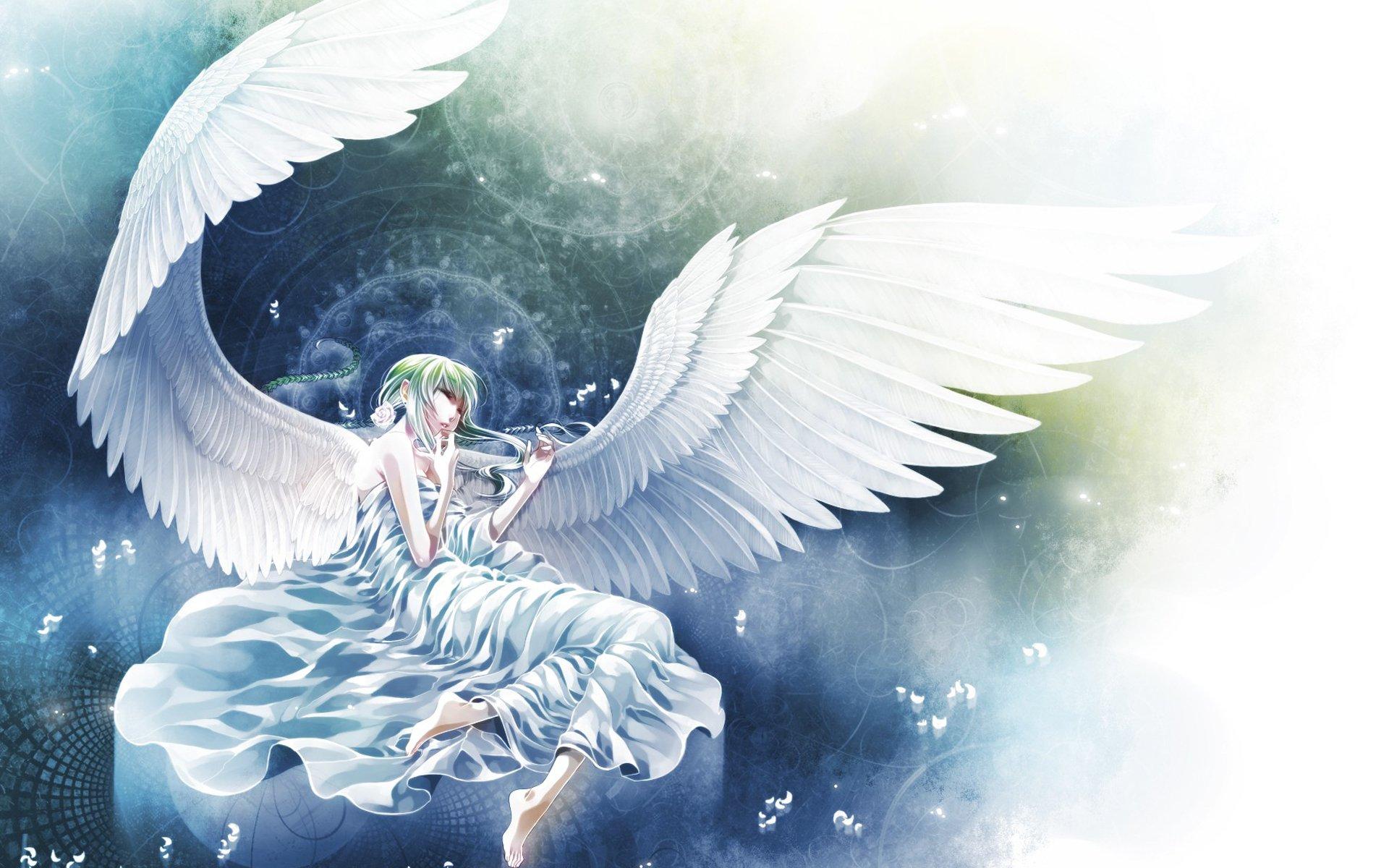 Anime - Angel  Wallpaper