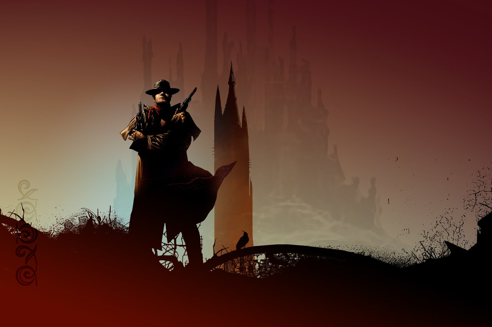 Dark Tower Wallpaper and Background Image | 1580x1050 | ID ...