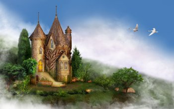 Fantasy - Castello Wallpapers and Backgrounds ID : 211091