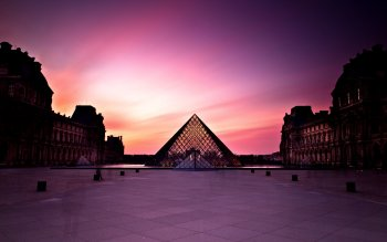 Man Made - The Louvre Wallpapers and Backgrounds ID : 211551