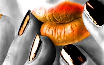 Women - Lips Wallpapers and Backgrounds ID : 211933