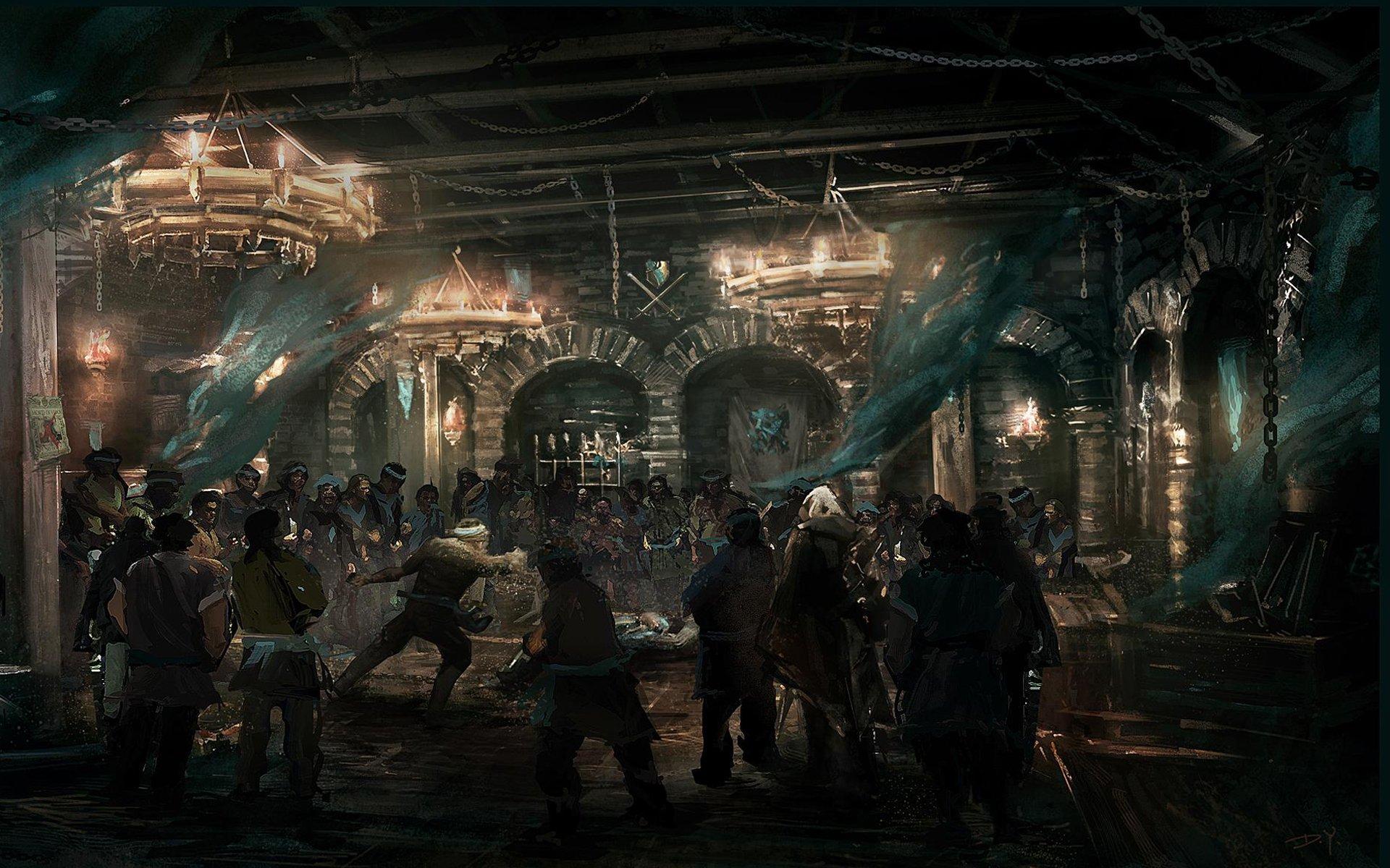 Fantasy - People  Wallpaper