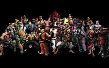 Computerspel - Street Fighter Wallpapers and Backgrounds ID : 212131