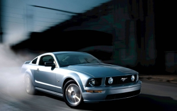 Vehicles - Ford Mustang GT Wallpapers and Backgrounds ID : 2123