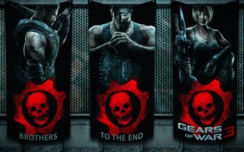 Video Game - Gears Of War 3 Wallpapers and Backgrounds ID : 212561