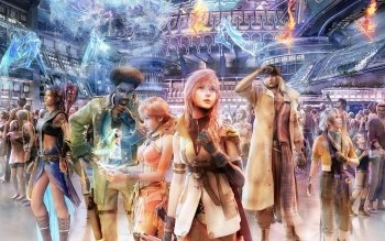 Video Game - Final Fantasy Wallpapers and Backgrounds ID : 213073
