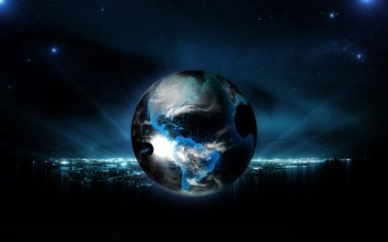 CGI - Earth Wallpapers and Backgrounds ID : 213853