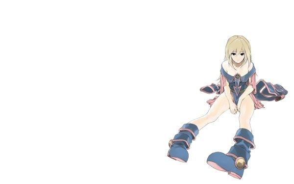 Anime Yu-Gi-Oh! Dark Magician Girl HD Wallpaper | Background Image