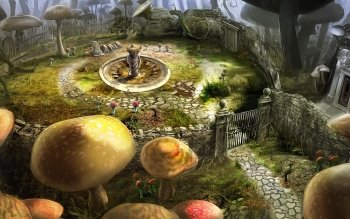 Fantasy - Alice In Wonderland Wallpapers and Backgrounds ID : 214361