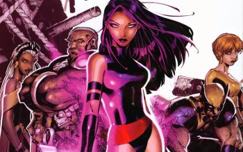 Comics - Psylocke Wallpapers and Backgrounds ID : 214433