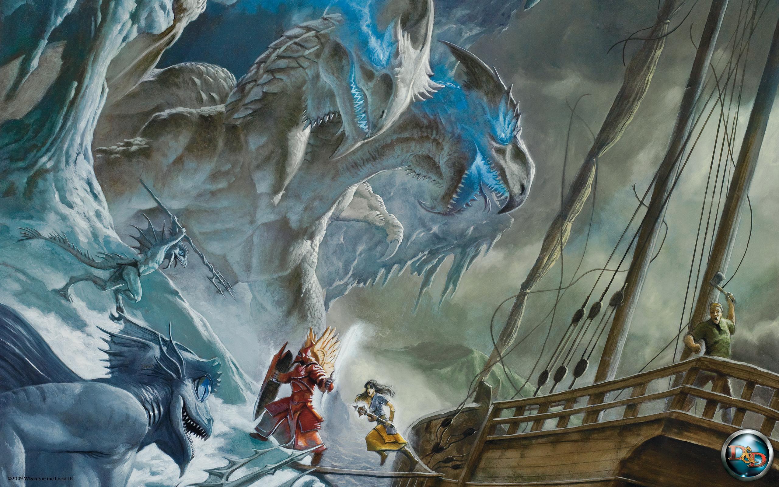 Dungeons & Dragons Full HD Sfondo and Sfondi | 2560x1600 ...