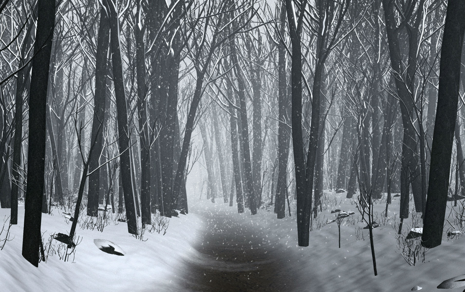 Artistic - Winter  Wallpaper