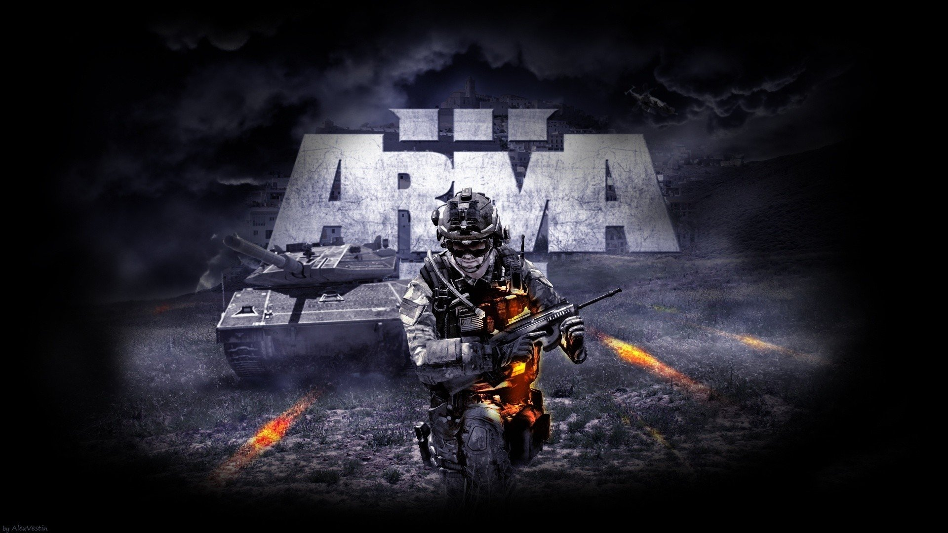 57 Arma 3 HD Wallpapers