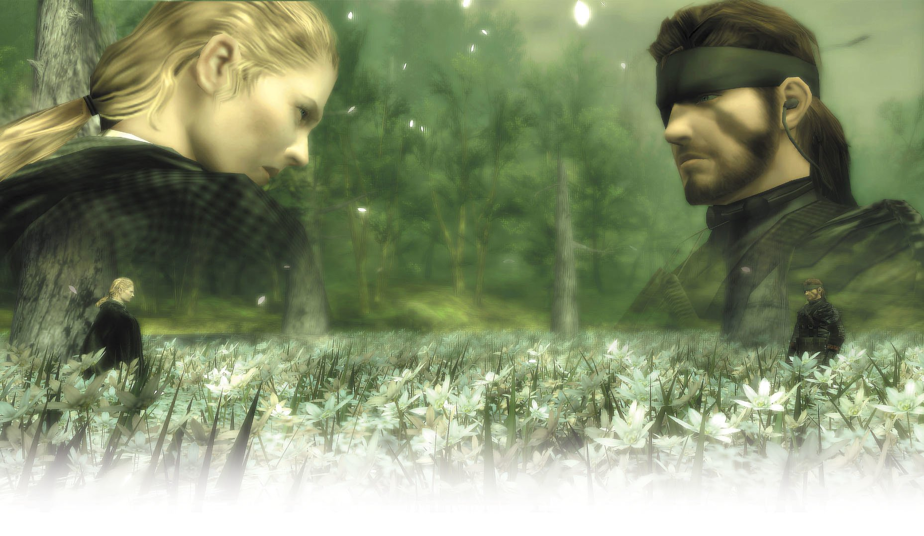 13 Metal Gear Solid 3 Snake Eater HD Wallpapers