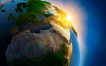 Earth - Artistic Wallpapers and Backgrounds ID : 215133