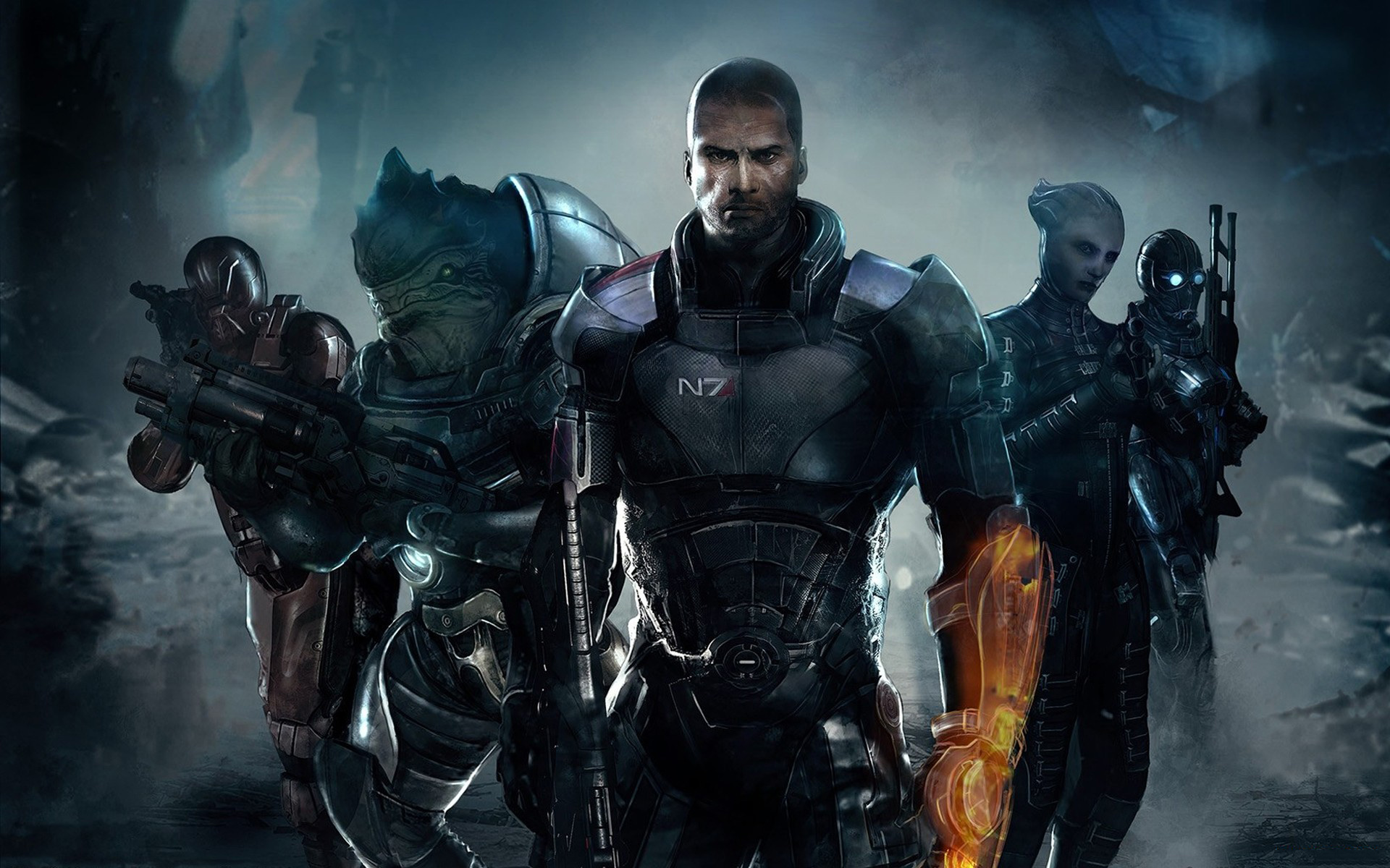 mass effect 3 full hd wallpaper and background image. Black Bedroom Furniture Sets. Home Design Ideas