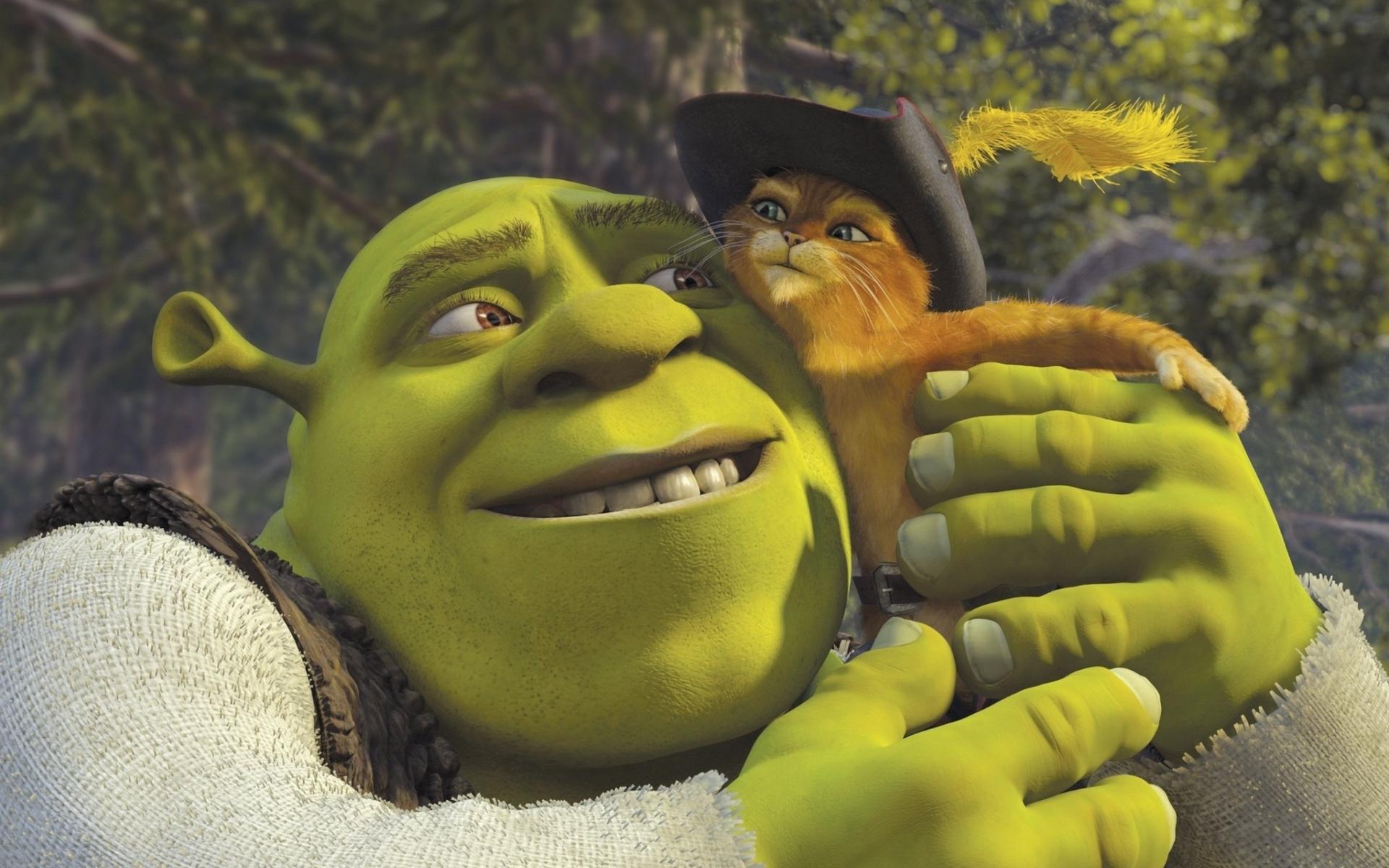 Shrek 2 Full HD Wallpaper and Background Image | 1920x1200 ...