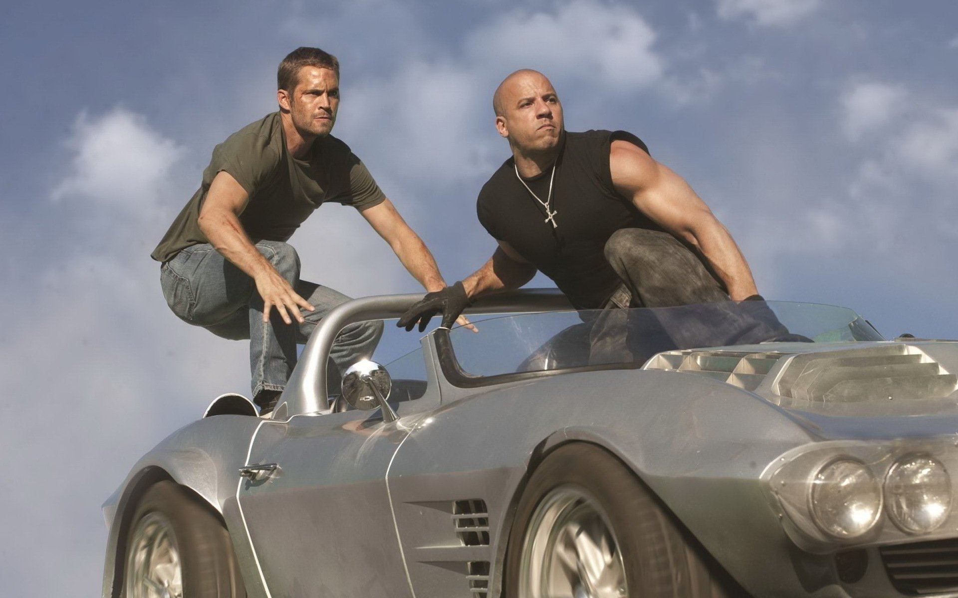 Fast Furious Paul Walker HD Wallpaper