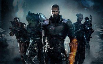 Video Game - Mass Effect 3 Wallpapers and Backgrounds ID : 216031
