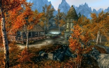 Computerspel - Skyrim Wallpapers and Backgrounds ID : 216501