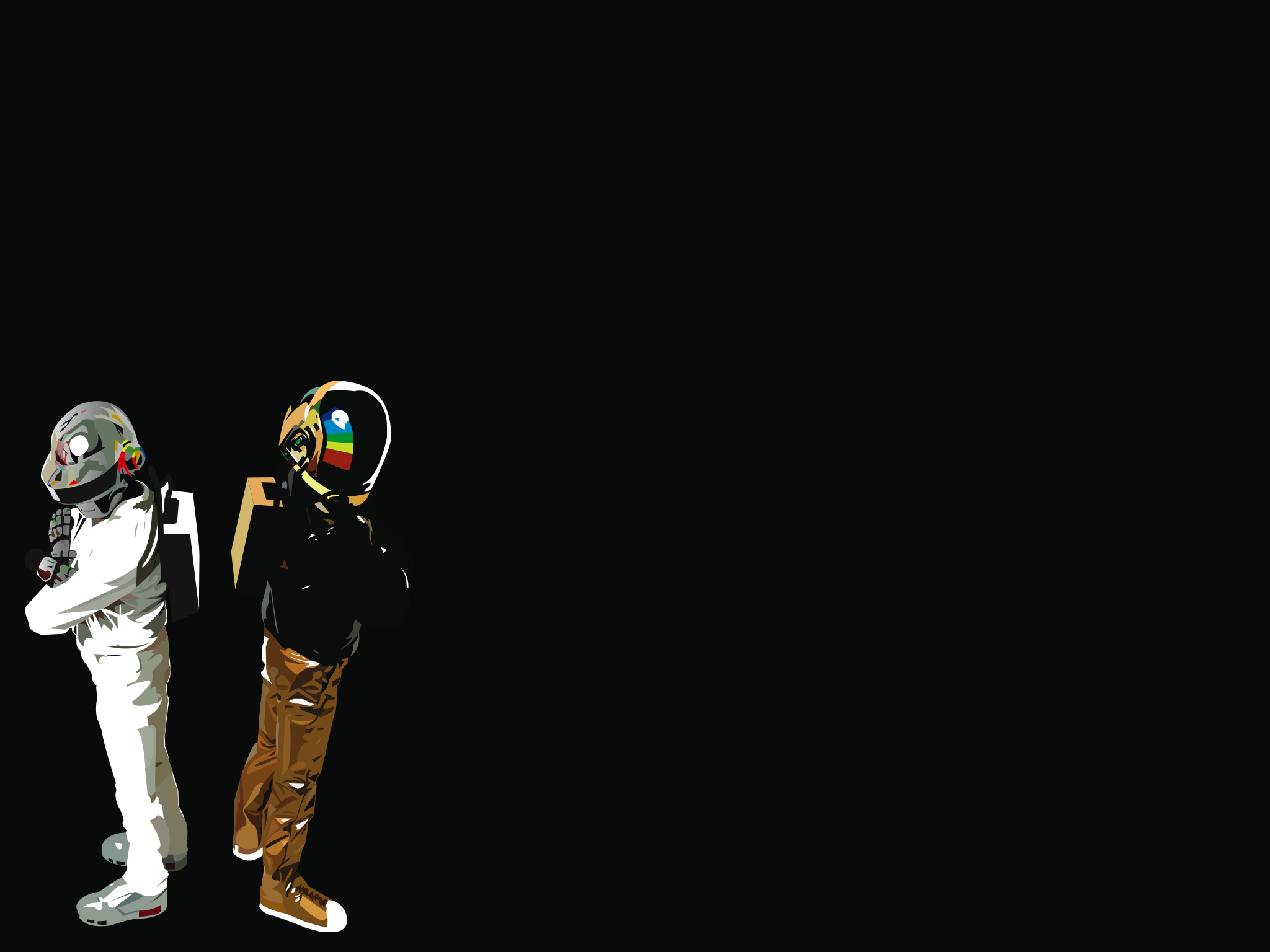 Daft Punk HD Wallpaper | Background Image | 2048x1536 | ID ...