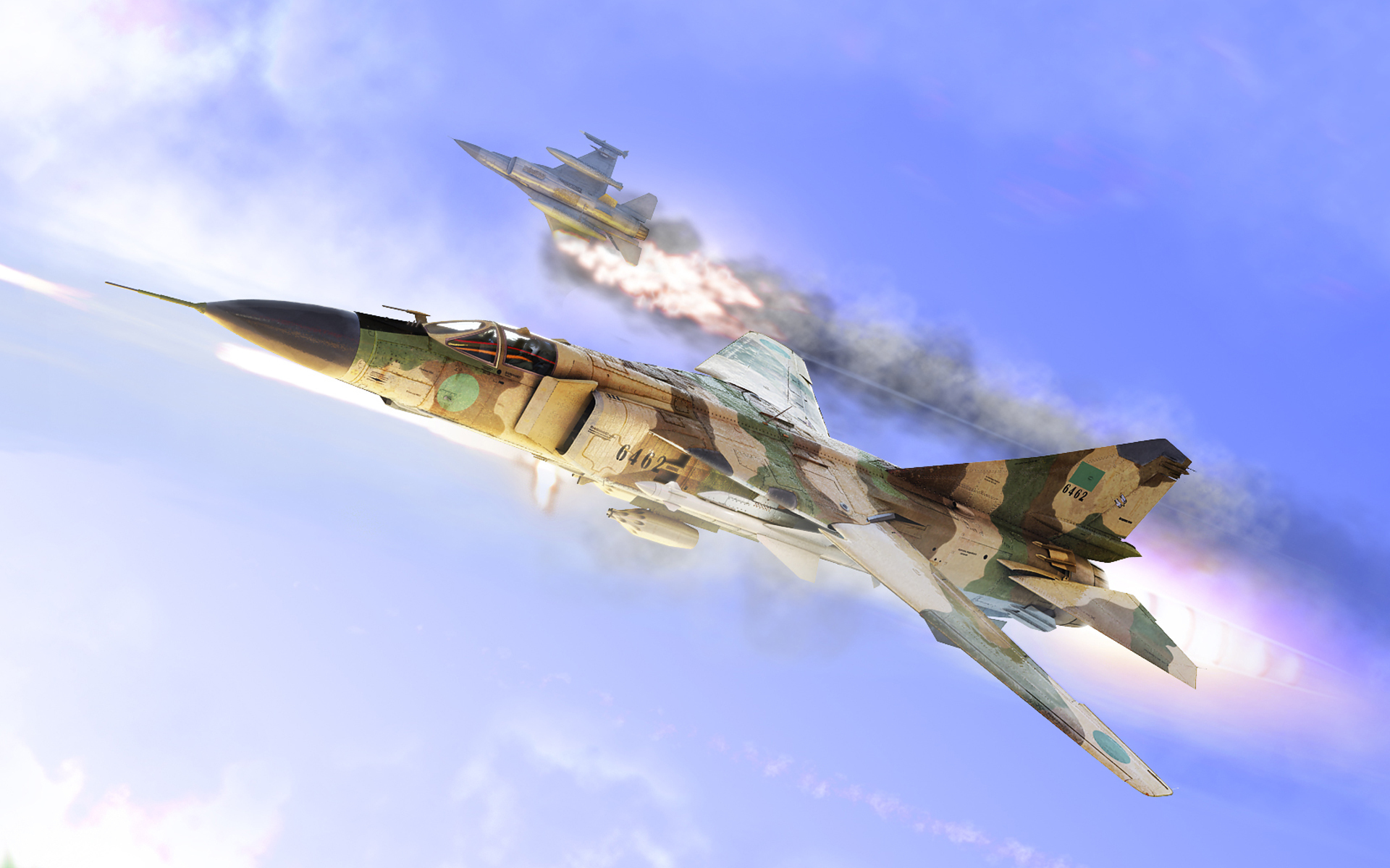 wallpaper mig 23 fighter - photo #7