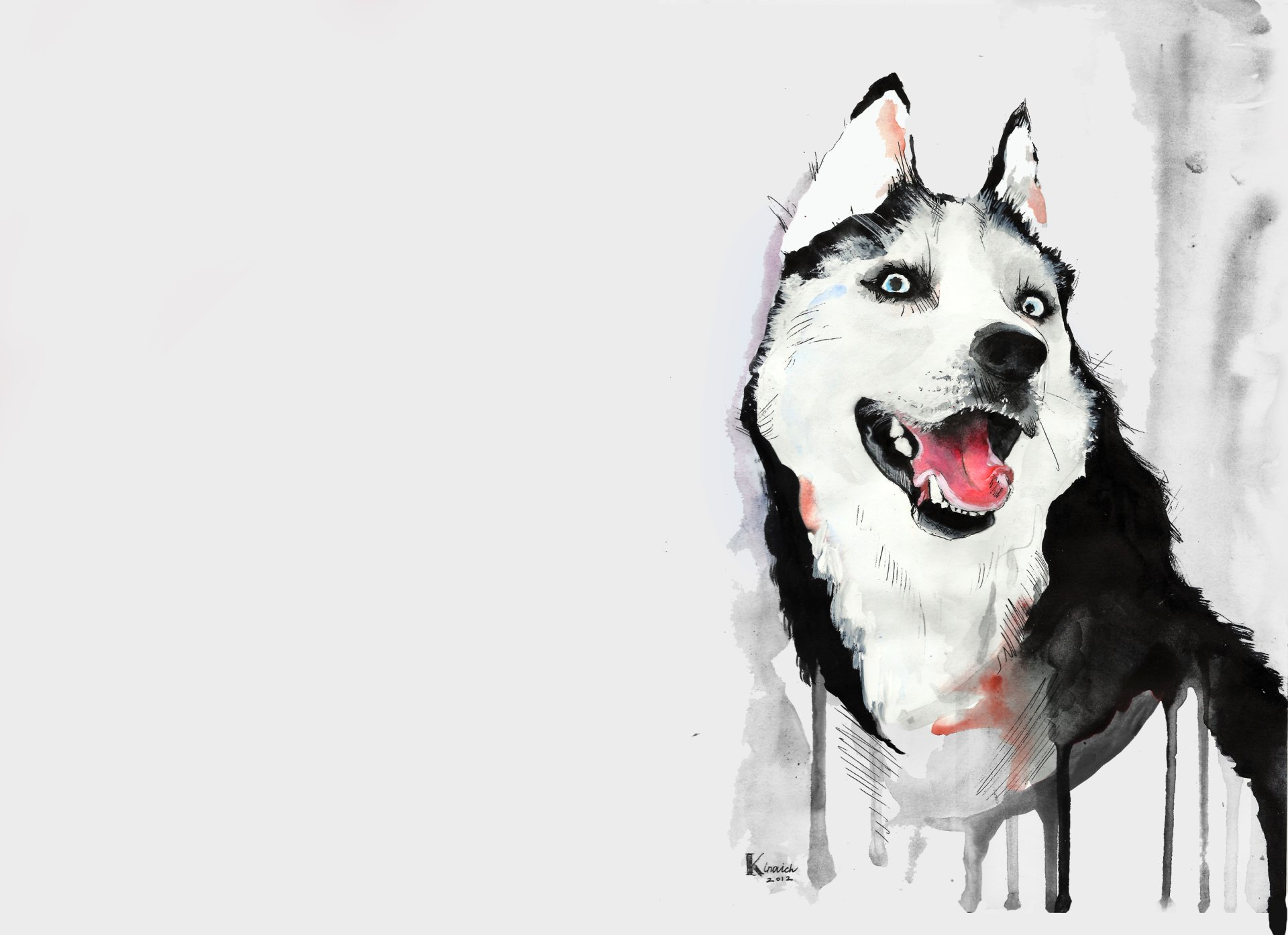 Animal - Artistic  Wallpaper