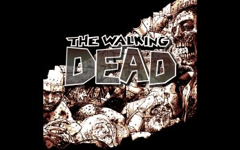 Комиксы - The Walking Dead Wallpapers and Backgrounds ID : 21703