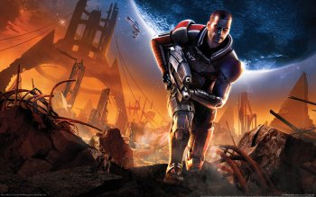 Компьютерная игра - Mass Effect 2 Wallpapers and Backgrounds ID : 217093