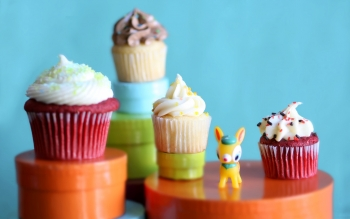 Alimento - Cupcake Wallpapers and Backgrounds ID : 217101