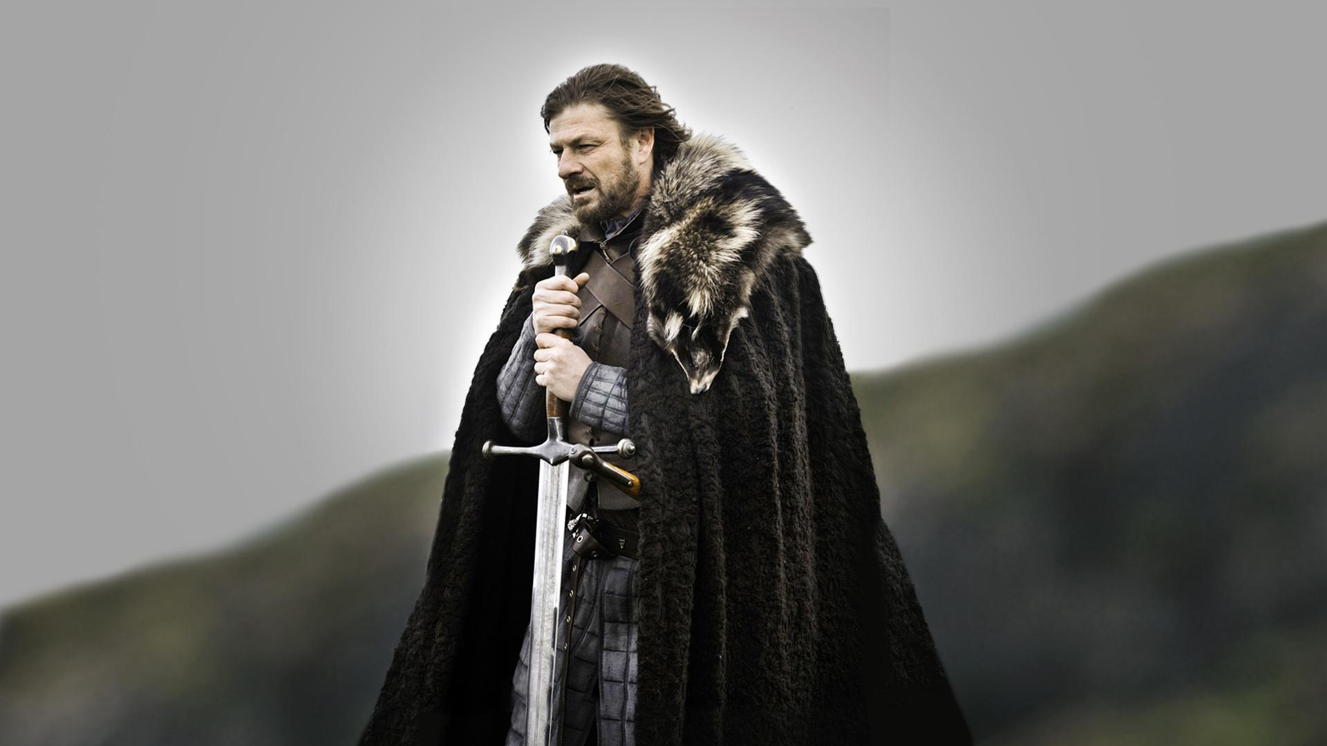 TV Show - Game Of Thrones  Sean Bean Eddard Stark Wallpaper