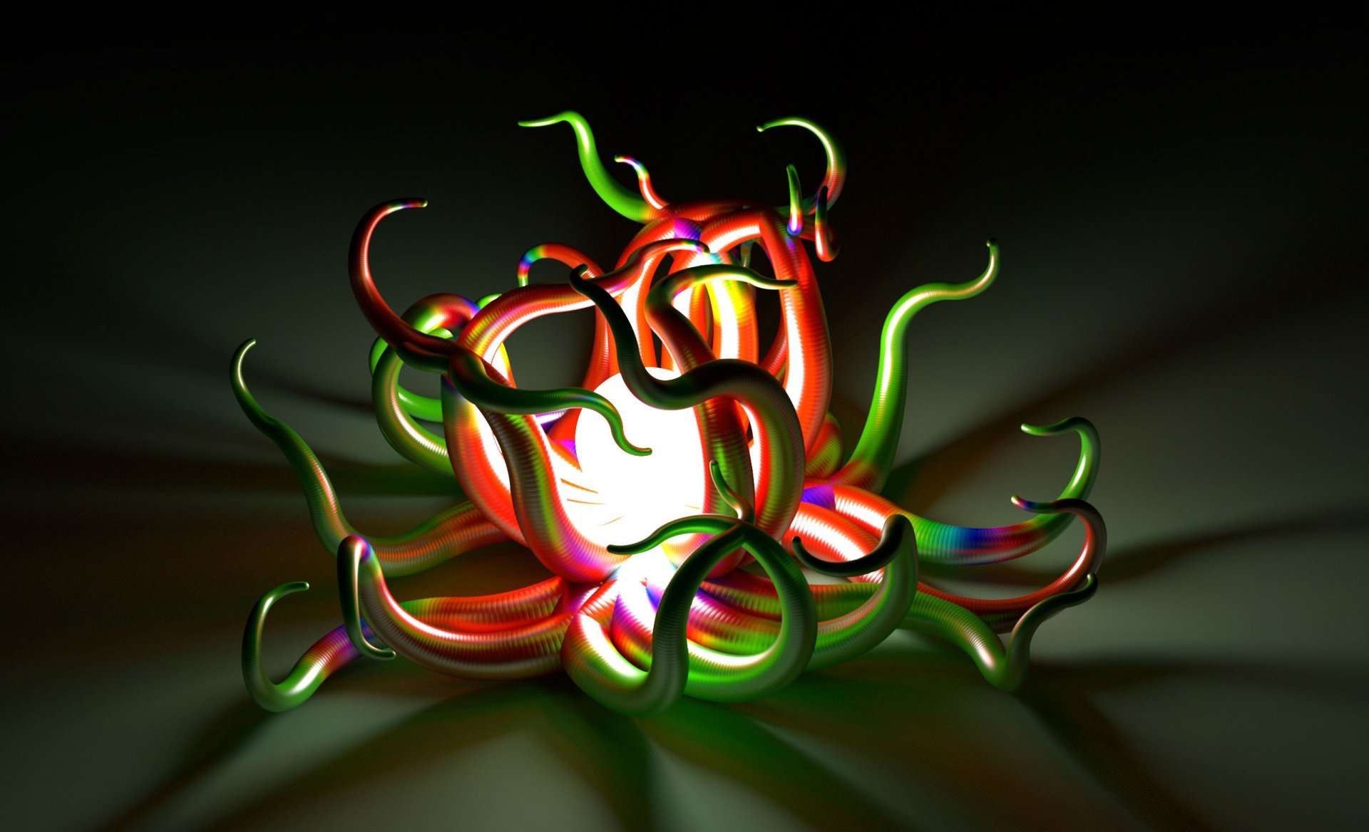 CGI - 3D  Digital Abstract CGI Wallpaper