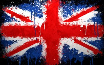Diversen - Flag Of The United Kingdom Wallpapers and Backgrounds ID : 218461