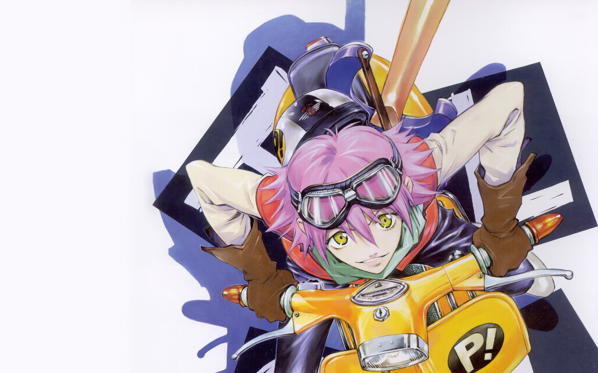 Flcl Hd Wallpaper Background Image 1920x1200 Id 21921 Wallpaper Abyss