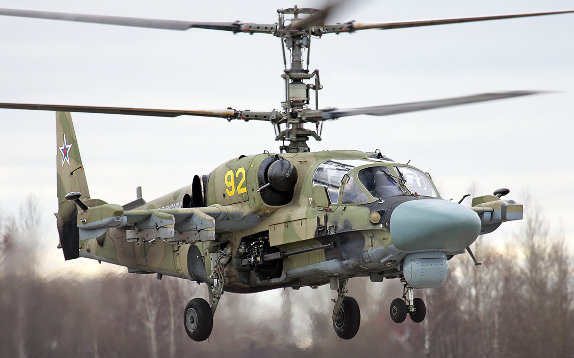 Ka-52 Alligator HD Wallpaper   Background Image ...