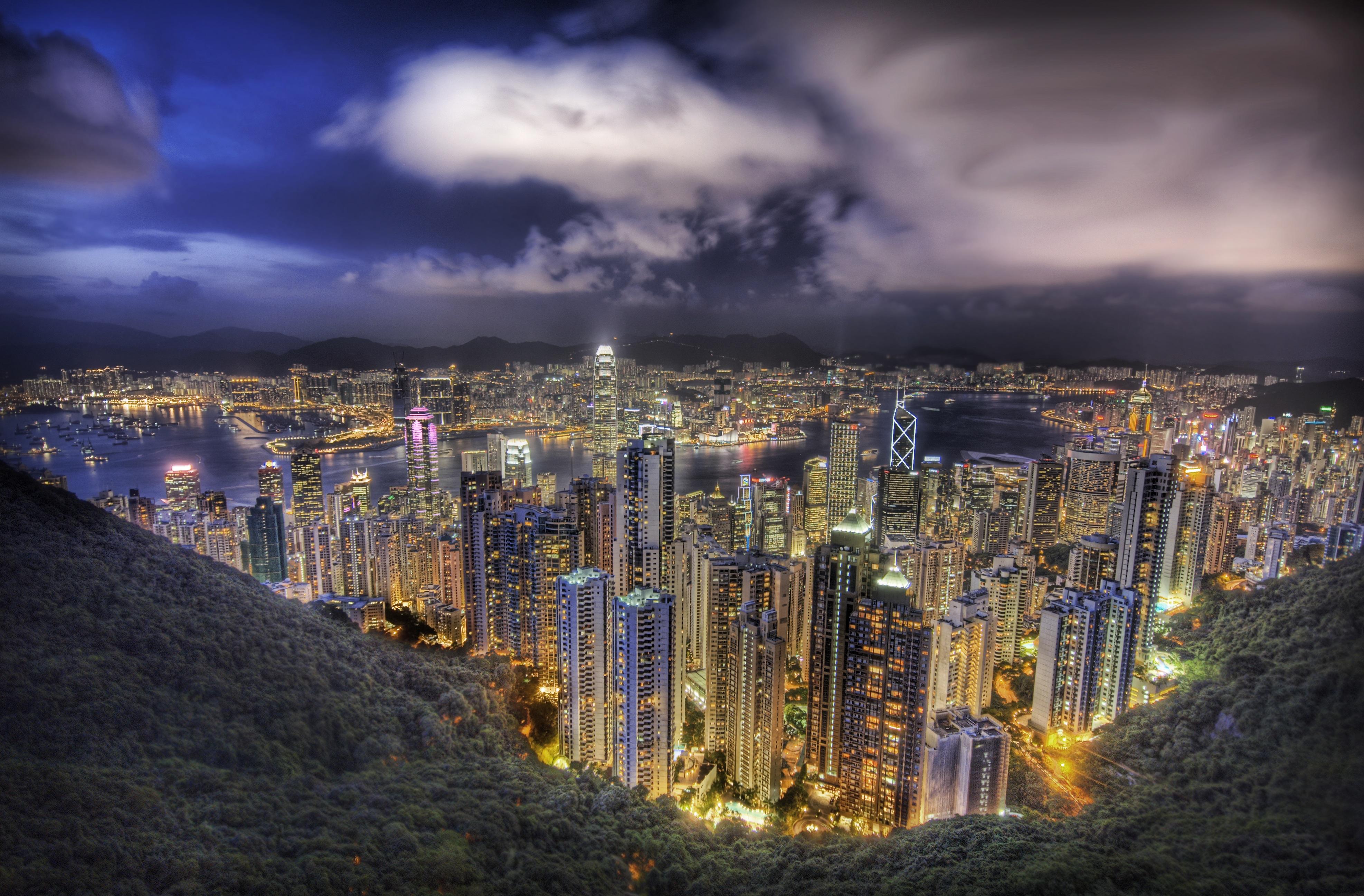 Hong Kong 4k Ultra HD Wallpaper   Background Image   3948x2594   ID:22041 - Wallpaper Abyss
