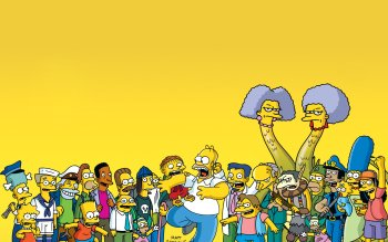 TV Show - The Simpsons Wallpapers and Backgrounds ID : 220403