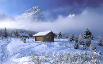 Man Made - Cabin Wallpapers and Backgrounds ID : 22093