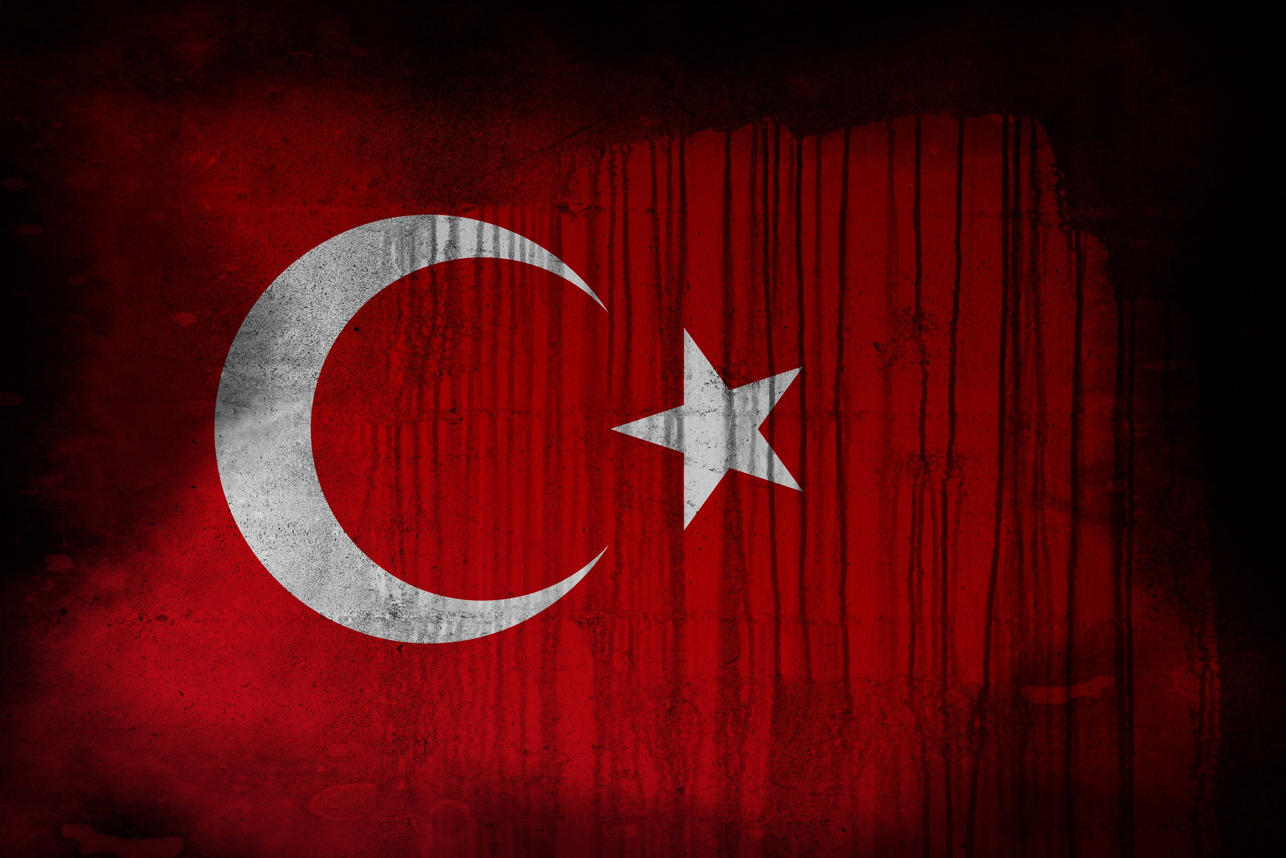 turkey flag hd wallpapers