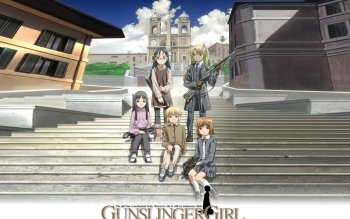 Anime - Gunslinger Girl Wallpapers and Backgrounds ID : 221271