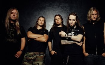 Music - Children Of Bodom Wallpapers and Backgrounds ID : 221491