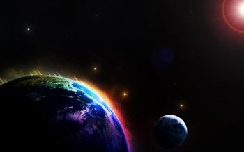 Sci Fi - Planets Wallpapers and Backgrounds ID : 221903