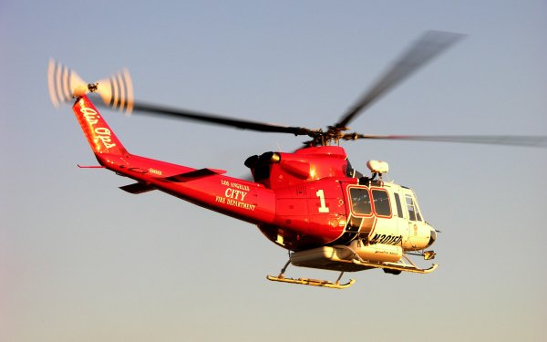 Vehicles Bell 412 Aircraft Helicopters Helicopter HD Wallpaper   Background Image