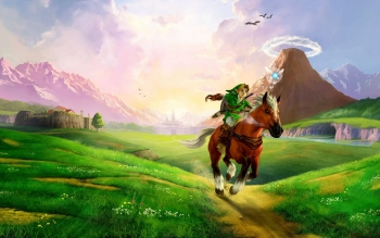Video Game - Zelda Wallpapers and Backgrounds ID : 222081