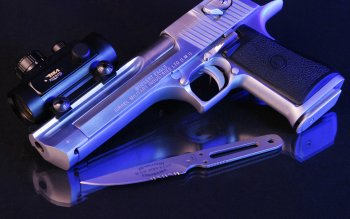 Weapons - Desert Eagle Pistol Wallpapers and Backgrounds ID : 223391