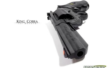 Weapons - Airsoft King Cobra Revolver Wallpapers and Backgrounds ID : 223413