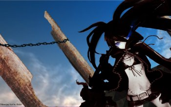 Anime - Black Rock Shooter Wallpapers and Backgrounds ID : 224823